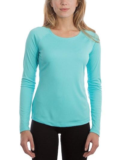 Vapor Apparel Women's UPF 50+ UV (Sun) Protection Long Sleeve Performance Shirt