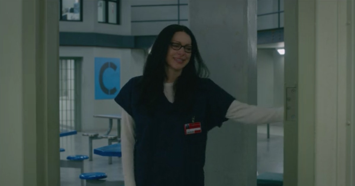 The 'Orange Is The New Black' Post-Credit Scene Will Give You All The Feels