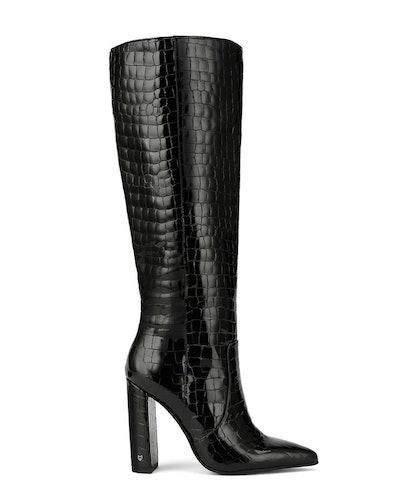 Twiggy Croc Patent Leather