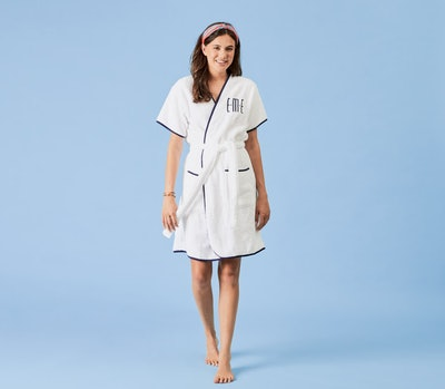 Weezie Women's Short Robe