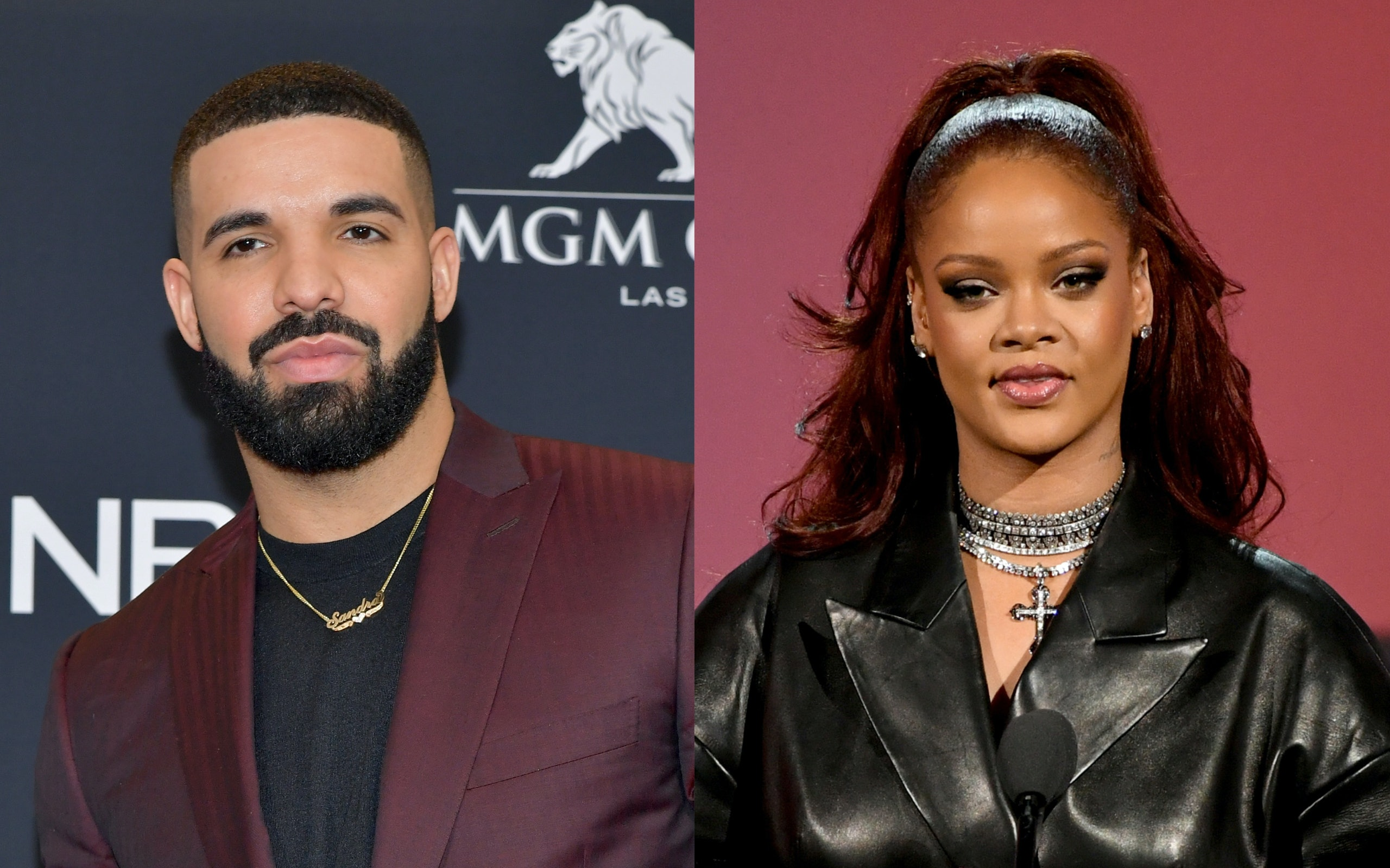 Drake dating Rihanna 2013