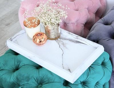Roomfitters Marble Vanity Tray