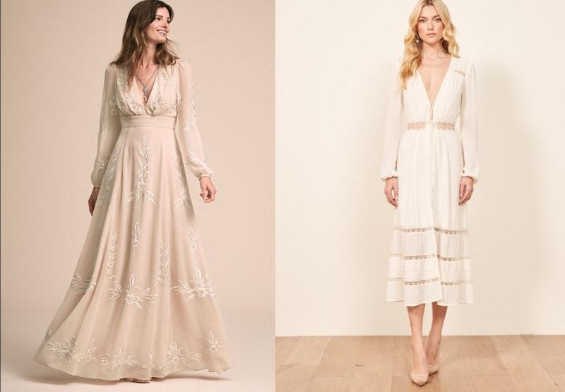 20 Boho Wedding Dresses Under 800 That Will Make You Say I Do
