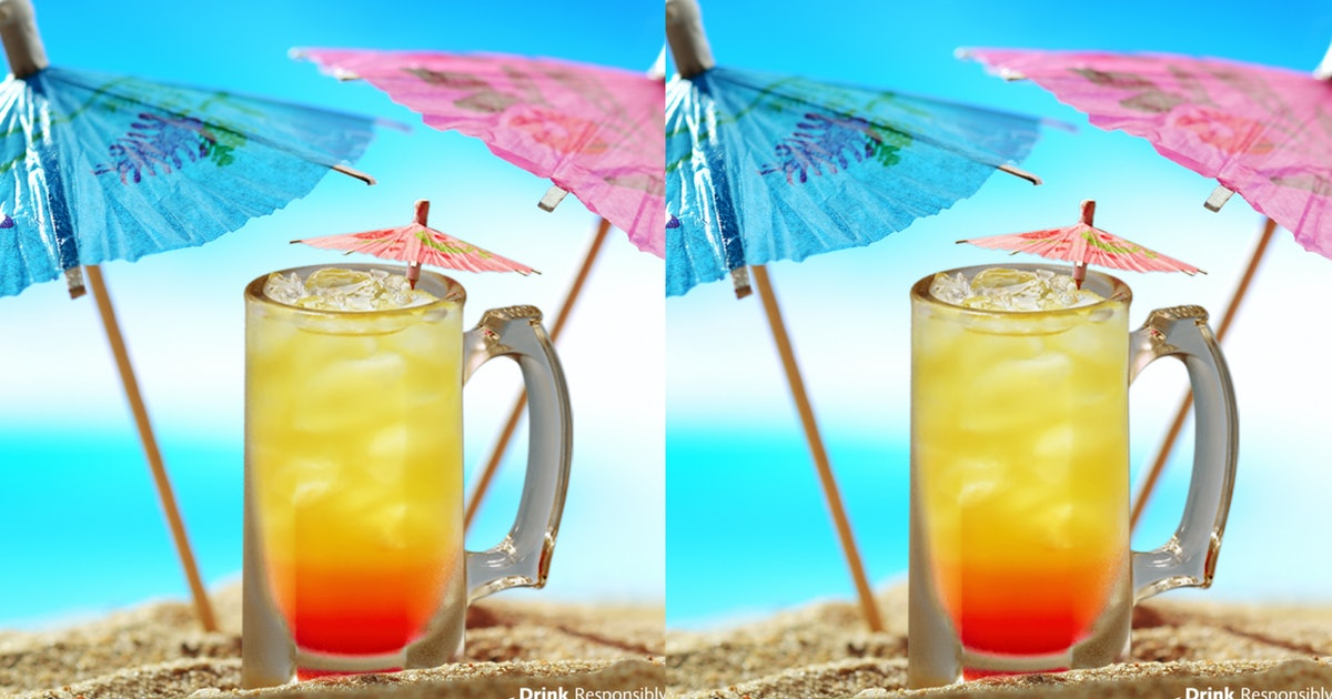 Applebee's August 2019 Neighborhood Drink Of The Month Is Vacation In A Glass