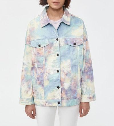 Ines Tie Dye Jacket