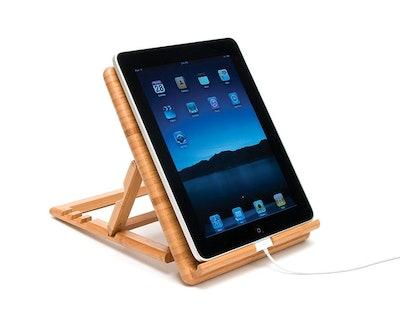 Lipper International Bamboo Tablet Stand