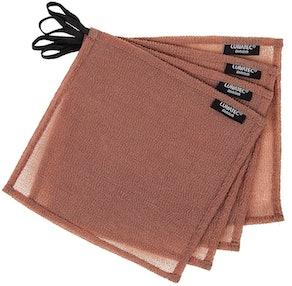 Lunatec Odor-Free Dishcloths (Set of 4)