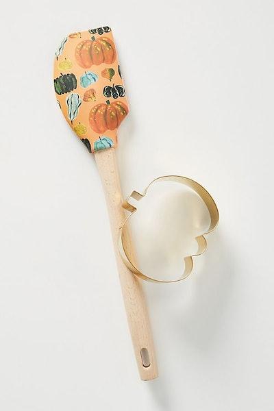 Quill & Fox Pumpkin Cookie Set