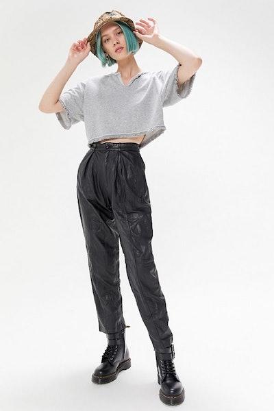 Vintage Leather Pant