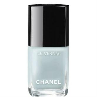 Le Vernis Longwear Nail Color in Bleu Pastel