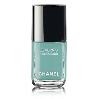 Le Vernis Longwear Nail Color in Verde Pastello