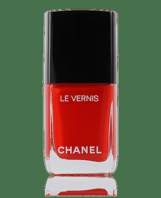 Le Vernis Longwear Nail Polish in Arancia Vibrante