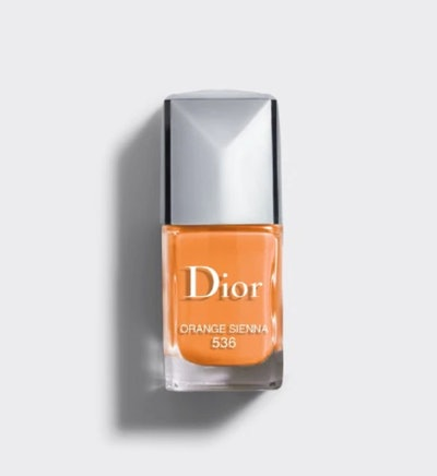 Couture Color in Orange Sienna