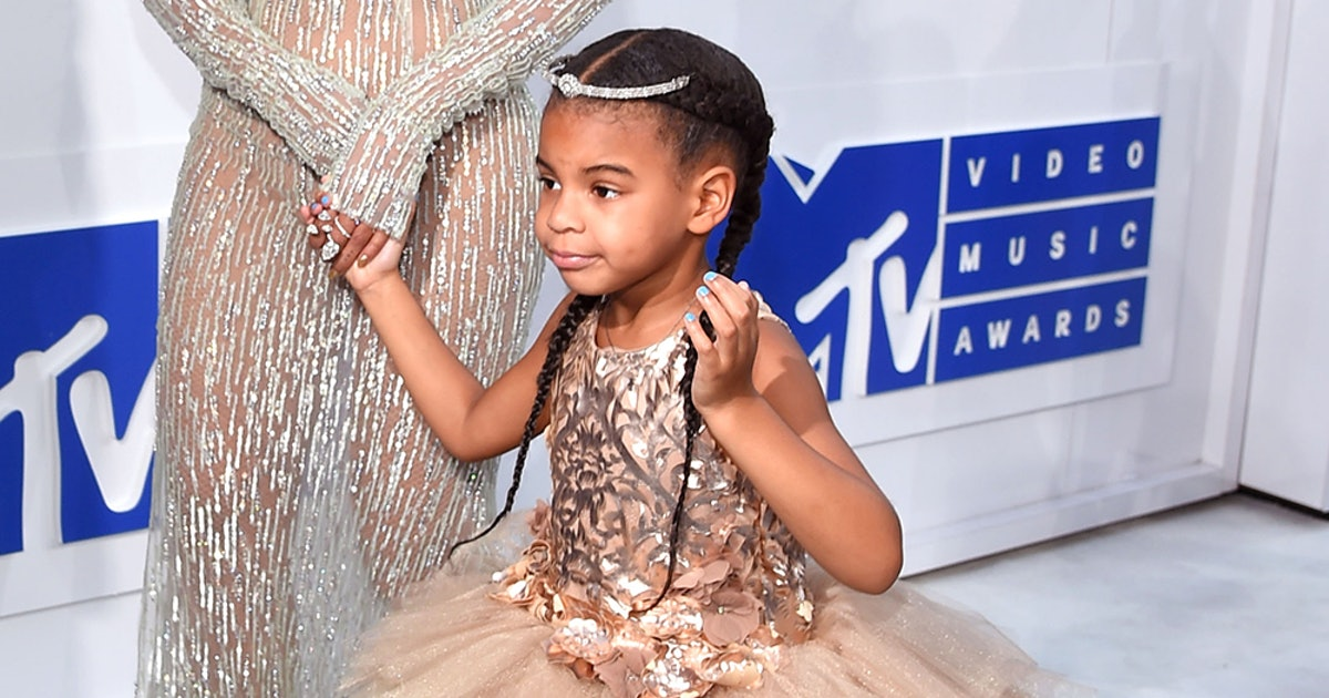 Tina Knowles-Lawson's Comments On Blue Ivy's Makeup Skills Are The Sweetest