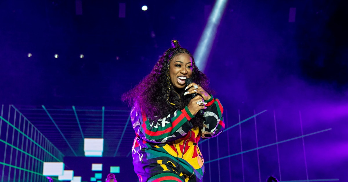 2019 MTV VMAs will award Missy Elliott with Video Vanguard Award