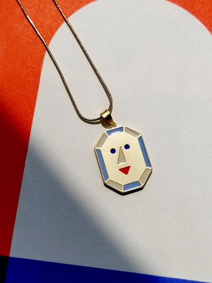 Joy + Peace Necklace