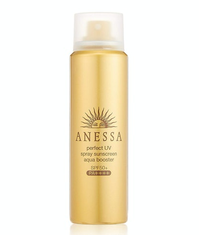 Anessa Perfect UV Spray Sunscreen Aqua Booster SPF 50+ PA++++