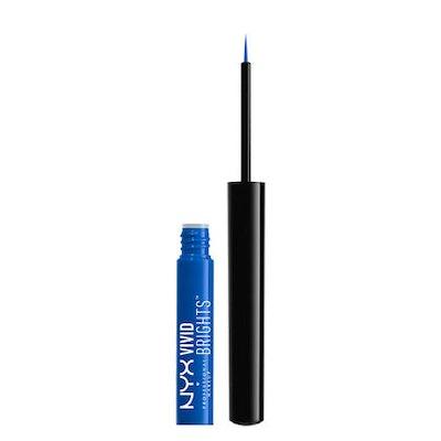 NYX Vivid Bright Liner in Sapphire Blue