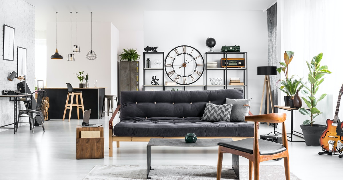 These Industrial Decor Ideas Will Help You Nail The Look In Your Home