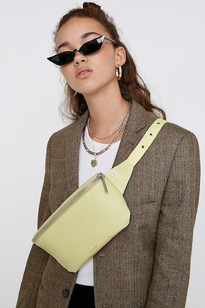 Matt & Nat Vie Green Bum Bag