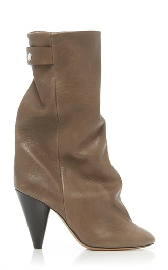 Lakfee Leather Boots