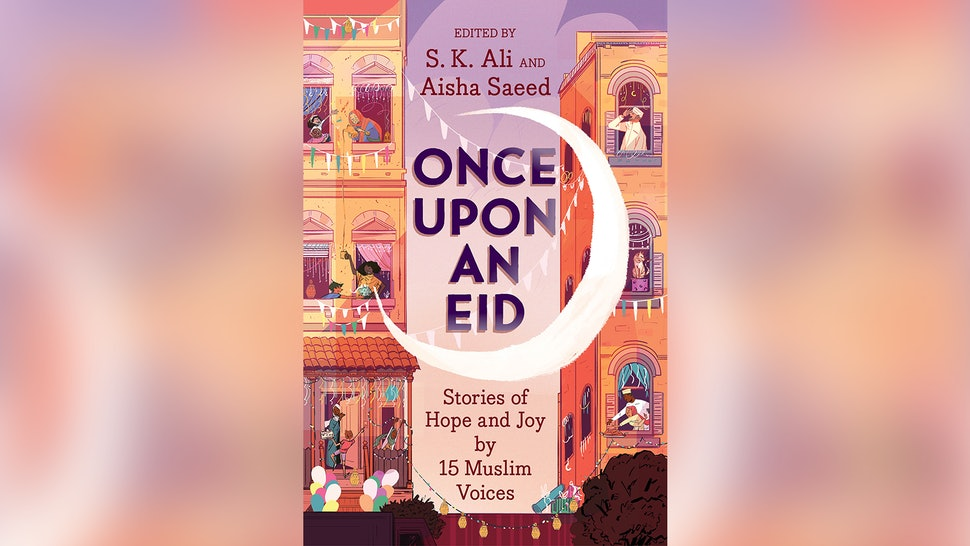 Once Upon an Eid' Is A Joyful Collection Of Short Stories By And