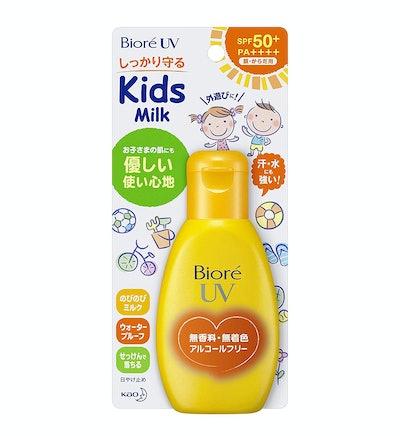 Biore UV Nobi-nobi Kids Milk with SPF50+ PA++++