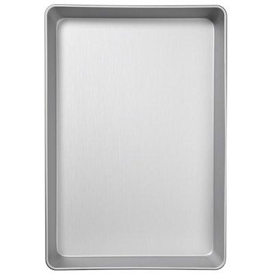 Performance Pans Aluminum Large Sheet Cake Pan, 12 x 18-Inch