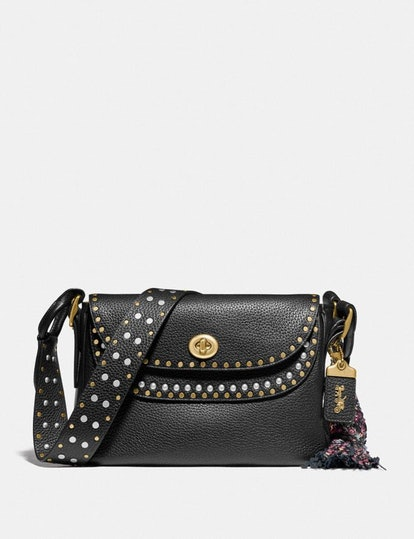 Crossbody With Rivets
