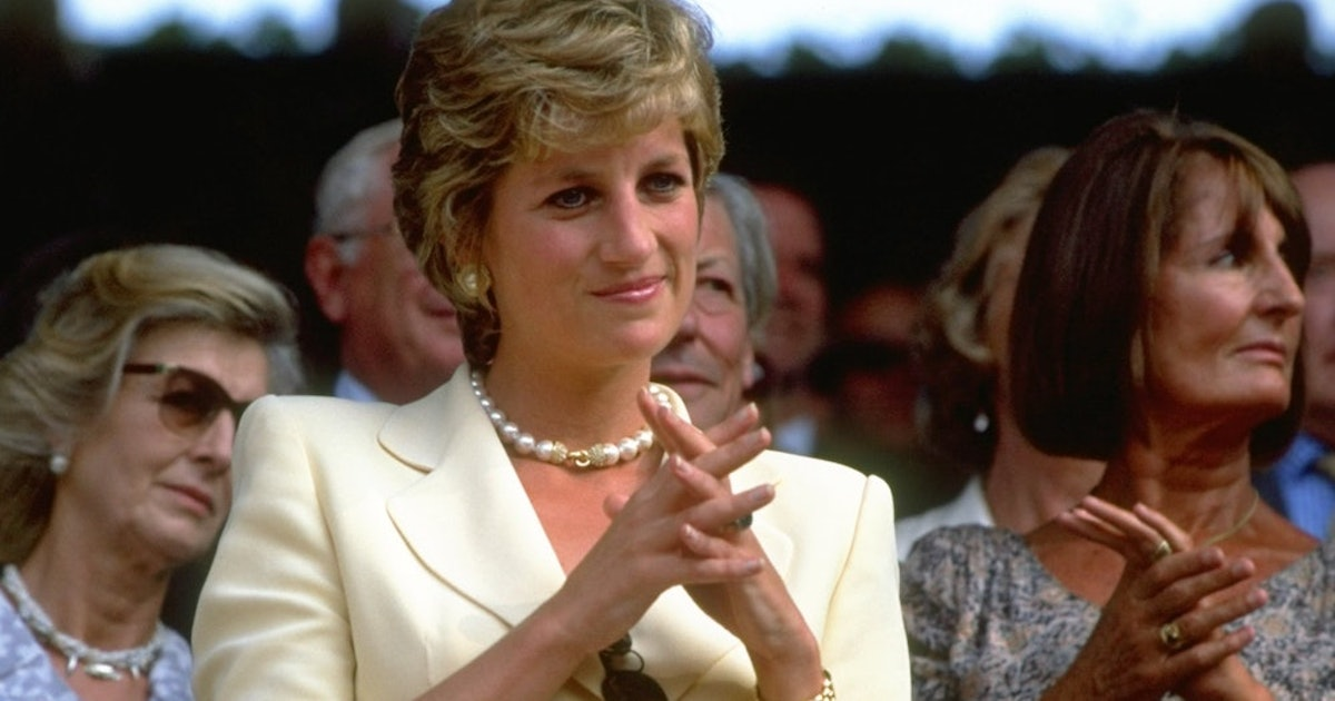 A Princess Diana Musical Is Coming To Broadway Complete With An '80s Soundtrack