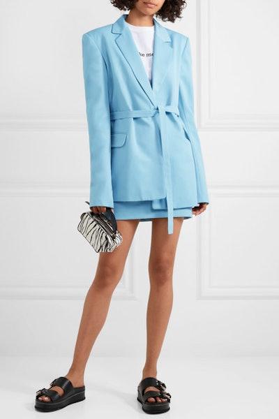 Grain de Poudre Mini Skirt