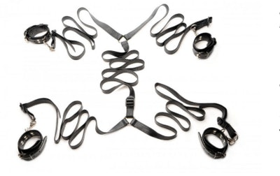 Leather Bed Restraint