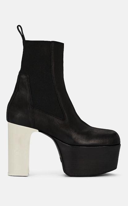Kiss Platform Boots