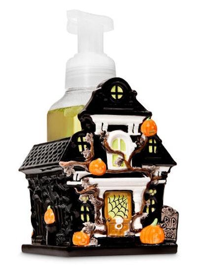 Haunted House Gentle Foaming Soap Holder