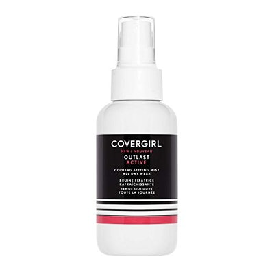 CoverGirl Outlast Active All-Day Setting Mist