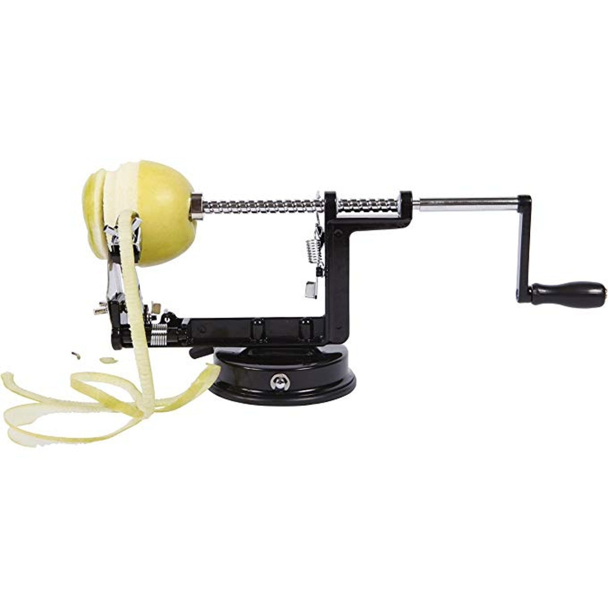 Precision Kitchenware Stainless Steel Apple Peeler Corer and Slicer