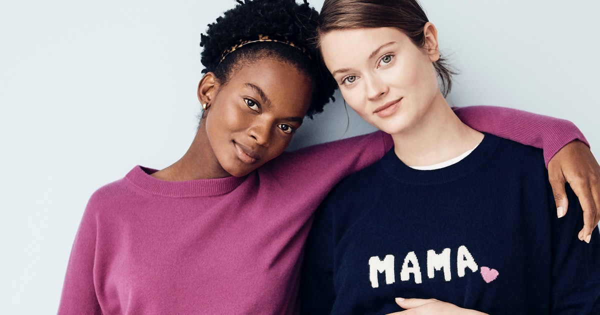 J.Crew x Hatch's New Maternity Collection Is Full Of Professional & Casual Looks You'll Love