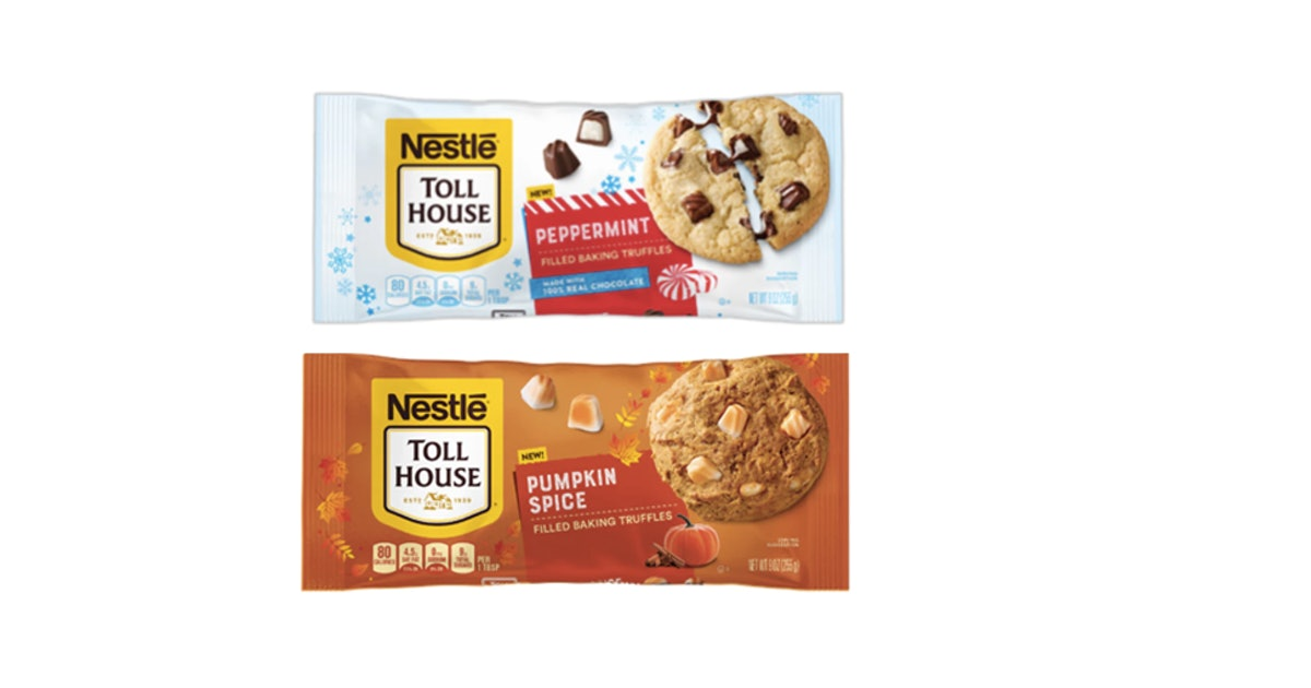 Nestle Toll House Baking Truffles Are Here To Up Your Seasonal Baking Game