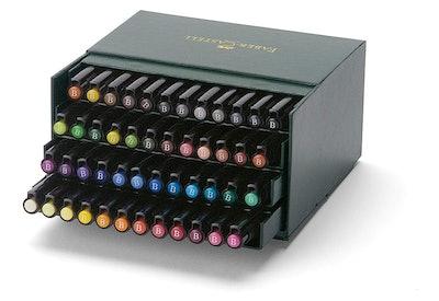 Faber-Castell Pitt Artist Brush Pens 48 Pack