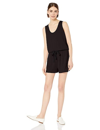 Daily Ritual Women's Supersoft Terry Sleeveless Romper