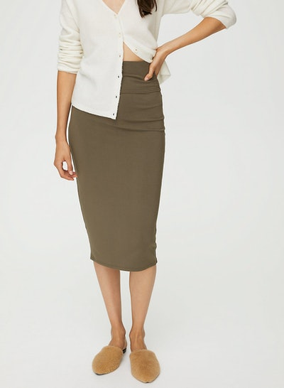 The Group by Babaton Keira Skirt Stretchy Pencil Skirt