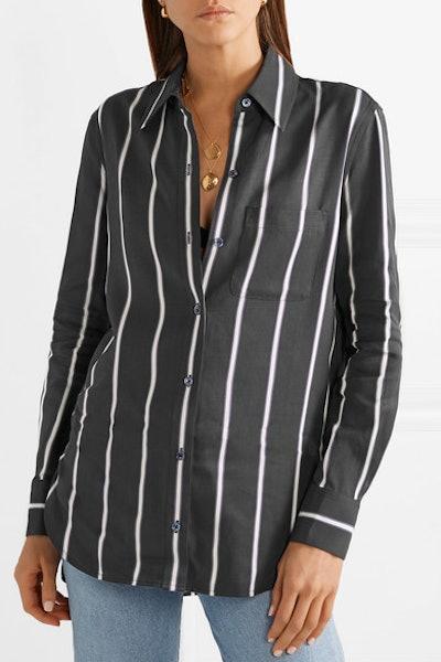 Bradner Striped Twill Shirt