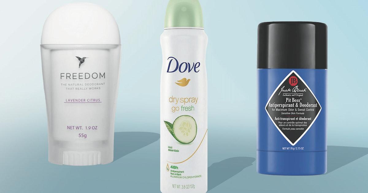 The 6 Best Cruelty-Free Deodorants
