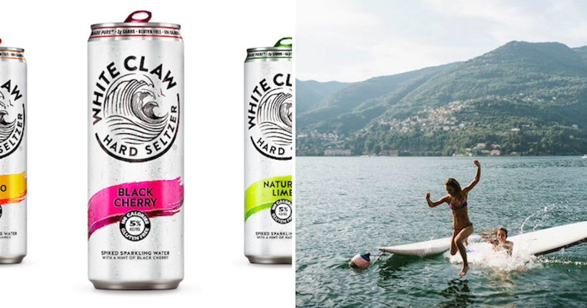 23 Instagram Captions For White Claws & The Refreshing #Content On Your Feed