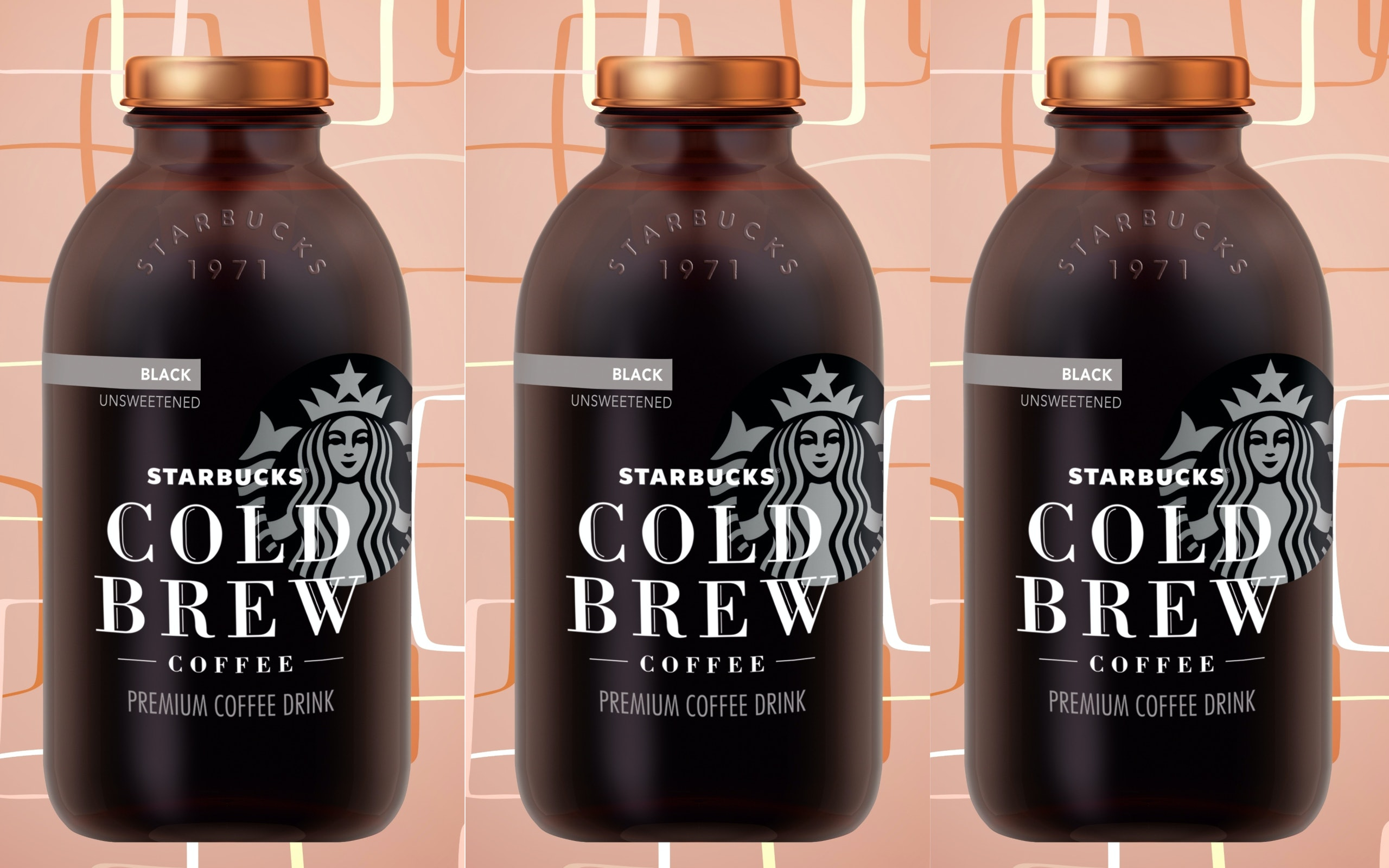 Starbucks Cold Brew Bottles Are Available In Grocery Stores Now