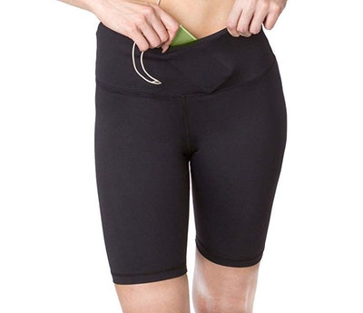 Sport-it Active Long Running Shorts With Pockets