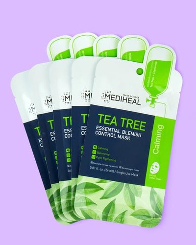Tea Tree Essential Blemish Control Sheet Mask