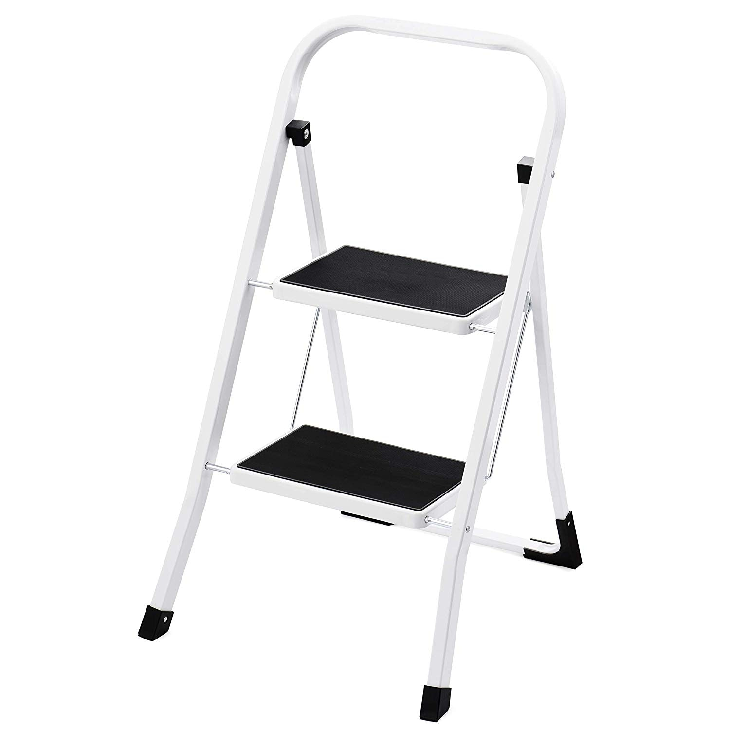 Groovy The 5 Best Step Ladders Creativecarmelina Interior Chair Design Creativecarmelinacom