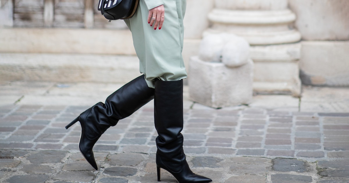 These Fall 2019 Boot Trends Are Your New Footwear Essentials