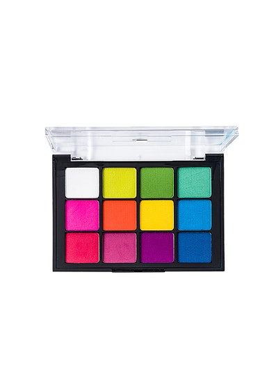 Eyeshadow Palette In Editorial Brights